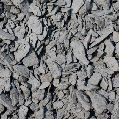 black slate rock