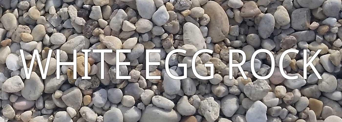 White Egg Rock